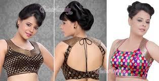 gorgeous designer benarasi saree blouse designs for wedding and