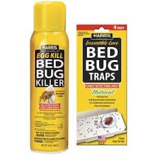 How Can I Kill Bed Bugs Harris 1 Gal Bed Bug Killer And Bed Bug Trap Value Pack Hbb 128vp