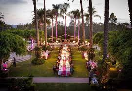 san diego wedding venues string lights illuminate san diego wedding venues