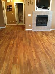 Painted Concrete Basement Floor by Top 25 Best Concrete Wood Floor Ideas On Pinterest Concrete