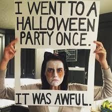 Halloween Party Meme - grumpy cat halloween costume diy last minute costume meme