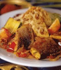 cuisine tunisienne poisson recette couscous au poisson