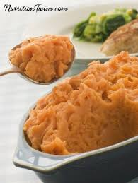 sweet potato and carrot mash nutrition