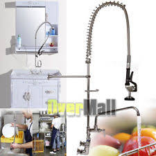 Add On Faucet Pre Rinse Faucet Ebay