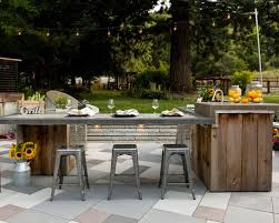 Outdoor Patio Kitchens by Outdoor Kitchen Patios Houzz