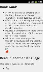muggles u0027 guide harry potter android apps google play