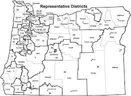 map of oregon house oregon counties