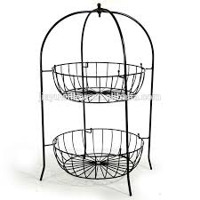 fruit basket stand fruit basket with banana holder metal fruit basket stand cheap