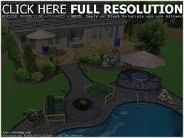 Best Backyard Design Ideas Backyards Impressive Best Backyard Pool Designs Modern Backyard