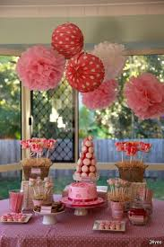 Birthday Home Decorations Girls Birthday Party With Colorful Home - Birthday decorations at home ideas