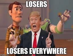 Meme Generator X X Everywhere - trump imgflip