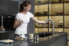 faucets kitchen no touch bronze kitchen faucet