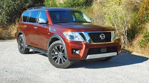nissan armada off road 2017 nissan armada first drive review