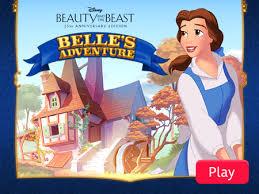 beauty beast belle u0027s adventure disney lol