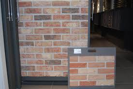 panneau fausse brique notre projet de construction par thomas et piron