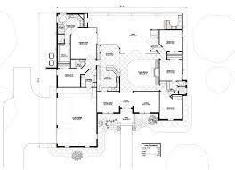 Floor Plans With Dimensions Model 3160 U2013 5br 4ba Southern Integrity Enterprises Inc