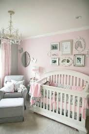 Pink And Gray Nursery Decor Baby Nursery Ideas Wander Through Our Sassy Pink Baby Room