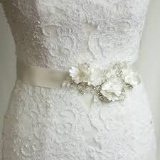 wedding dress belts bridal sash wedding dress belt rhinestone sash bridal belts