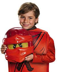 Lego Ninjago Halloween Costume Amazon Kai Deluxe Ninjago Lego Costume Small 4 6 Toys U0026 Games