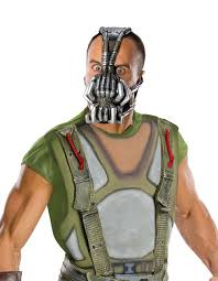 bane costume bane vinyl mask from the rises chicago costume