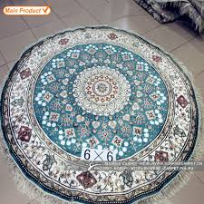 Round Persian Rug Factory Price Round Persian Silk Rug Buy Rug Hand Made Silk Rug