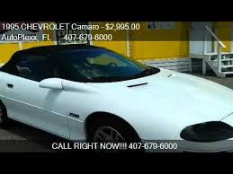 1995 chevy camaro convertible 1995 chevrolet camaro z28 2dr convertible for sale in orland
