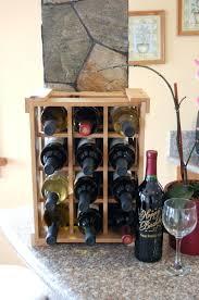 modular wine racks rustic driftwood wine rack unique wine rack