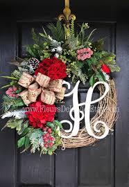 25 unique wreaths for front door ideas on