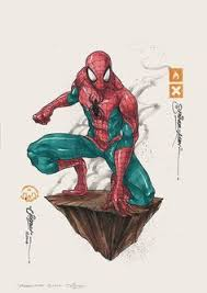 spider man by royce southerland marvel comics pinterest