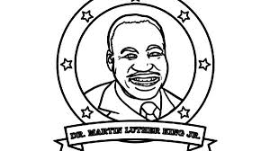 Martin Luther King Coloring Pages Picture Bebo Pandco Mlk Coloring Pages