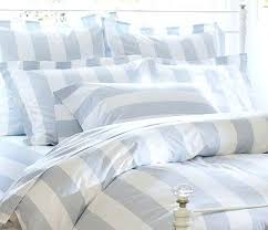 blue stripe duvet cover like this item blue striped bedding and