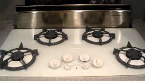 Gas Cooktop With Downdraft Vent Thermador 36