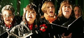 christmas carolers who wants to go christmas caroling for instance