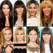 hairstyles not celebrities things to consider before getting bangs