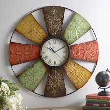 kirkland u0027s wall clocks are both functional and decorative