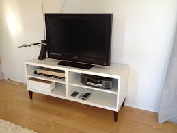 lack tv unit black width 35 3 8 quot depth 10 1 tv cabinet ikea