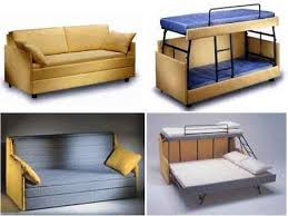 sofa becomes bunk bed 30 fresh space saving bunk beds ideas for your home freshome com
