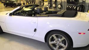 white chevy camaro convertible 2014 white camaro ss convertible for sale
