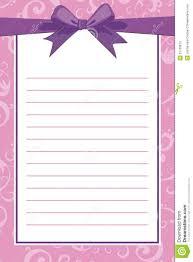 Blank Invitations Fun And Cute Invitation Card Stock Photos Image 31739873