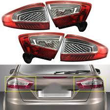 2011 ford fusion tail light 1set 4pcs right left tail light taill rear l lights for ford