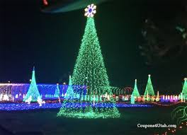 zoo lights at hogle zoo christmas in color coupon in south jordan provo coupons 4 utah