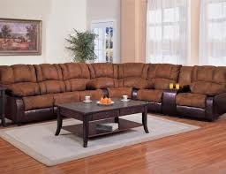 Recliner Sofas On Sale Living Room Perfect Sectional Recliner Sofas Microfiber With