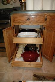 Pull Out Kitchen Cabinet Shelves Ana White Pull Out Cabinet Drawers Diy Projects