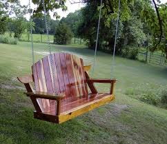 Wooden Garden Swing Seat Plans by 11 Free Porch Swing Plans To Build At Home
