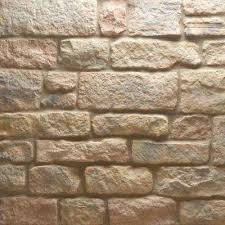 Home Depot Decorative Stone Manufactured Stone Stone Veneer The Home Depot
