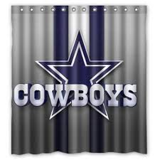 Bathroom Shower Curtain by Cowboys Shower Curtains Shower Curtains Outlet