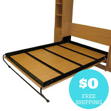 Panel Bed Frame Murphy Bed Depot Panel Bed Steel Frame Wall Bed Hardware Kit