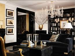 Gold Living Room Decor by Gold And Black Room Home Design Ideas
