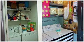 one room challenge final reveal laundry room makeover