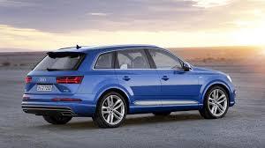 audi q7 towing package 2017 audi q7 pricing starts from 49 950 drivers magazine